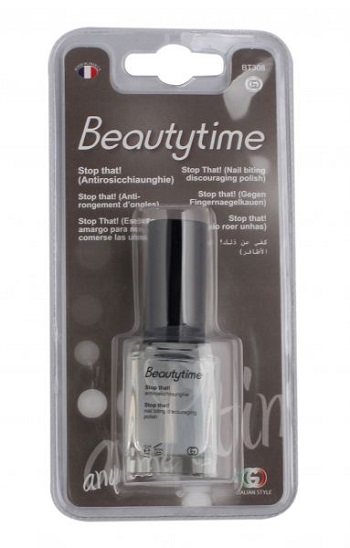 BEAUTYTIME STOP THAT Antirosicchiaunghie