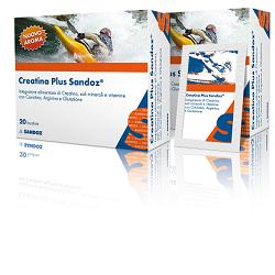 CREATINA PLUS SANDOZ 20 BUSTINE - Farmafamily.it