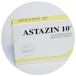 ASTAZIN 10 20 COMPRESSE - Spacefarma.it