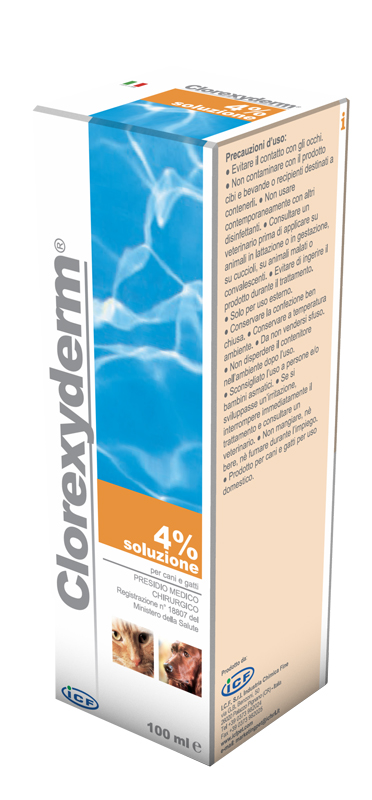 CLOREXYDERM SOL 4% SCHIUMA 100 ML - Farmaunclick.it