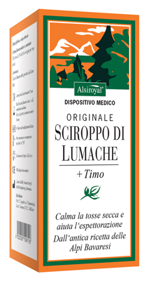 SCIROPPO DI LUMACHE ORIGINALE 150 ML - Farmacia33