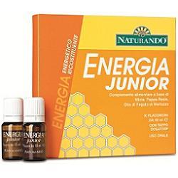 ENERGIA JUNIOR 10 FIALE 10 ML - Iltuobenessereonline.it