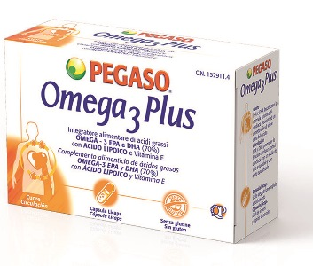 OMEGA 3 PLUS 40 CAPSULE - Farmastar.it