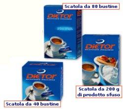 DIETOR DOLCIFICANTE 200 G - Farmafamily.it