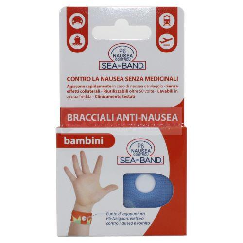 BRACCIALE PER NAUSEA PER BAMBINI P6 CONTROL - farmaciadeglispeziali.it