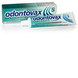 ODONTOVAX S DENTIFRICIO DENTI SENSIBILI 75 ML - Farmapage.it