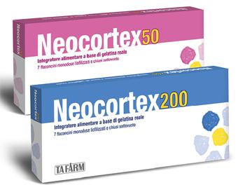 NEOCORTEX 7 FIALE 50 MG -