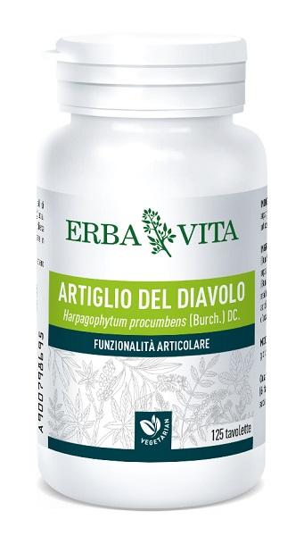 ARTIGLIO DIAVOLO 125 TAVOLETTE 400 MG - Farmacia Castel del Monte