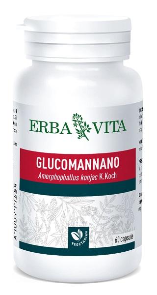 GLUCOMANNANO 60 CAPSULE - FARMAEMPORIO