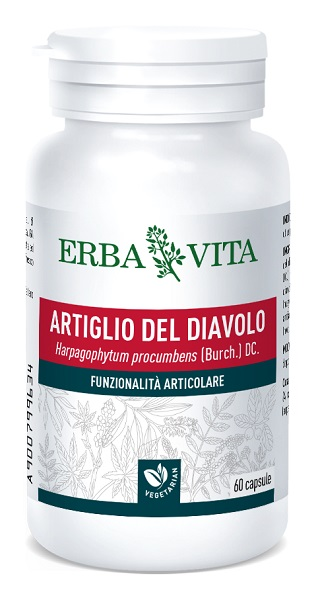 ARTIGLIO DIAVOLO 60 CAPSULE 500 MG - DrStebe