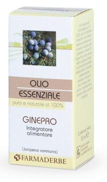 FARMADERBE OLIO ESSENZIALE GINEPRO 10 ML