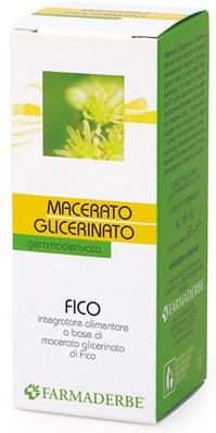 FARMADERBE FICO MACERATO GLICERINATO 50 ML - Farmaseller