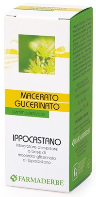 FARMADERBE IPPOCAST MACERATO GLICERINATO 50 ML