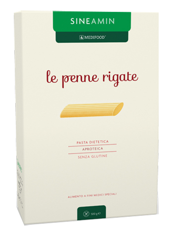 SINEAMIN PENNE RIGATE 500 G - Farmapage.it