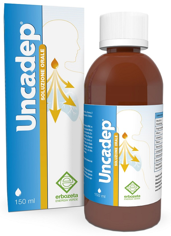 UNCADEP 150 ML - Farmafirst.it