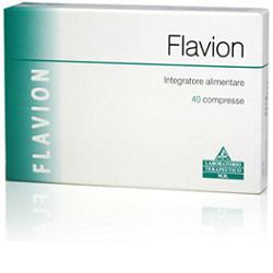FLAVION 40 TAVOLETTE - Farmacia Massaro