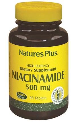 NIACINAMIDE 90 TAVOLETTE - Farmastar.it