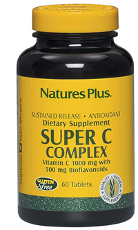 SUPER C COMPLEX 60 TAVOLETTE - Farmaseller