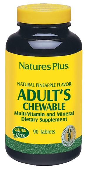 ADULTS CHEWABLE 90 TAVOLETTE - Farmacia Giotti
