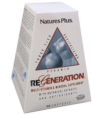 REGENERATION MULTIVIT 90 CAPSULE - Farmaseller