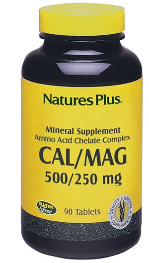CALCIO MAGNESIO 500-250 MG 90 TAVOLETTE - Farmaci.me