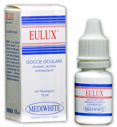 EULUX GOCCE OCULARI NATURALI VEGETALI CAMOMILLA 10 ML - Sempredisponibile.it