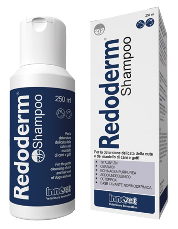 REDODERM SHAMPOO CANE/GATTO FLACONE 250 ML - Farmalke.it