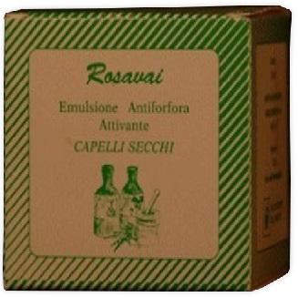 ROSAVAI EMULSIONE CAPELLI SECCHI 100 ML - Farmaci.me