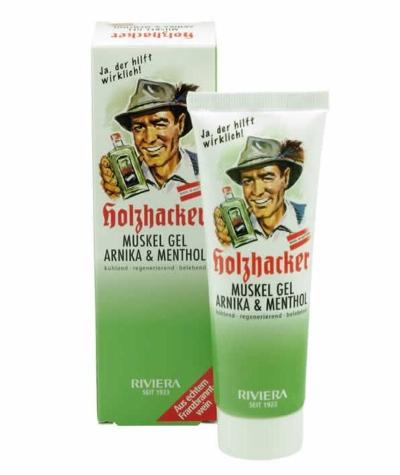 HOLZHACKER GEL 75 ML - Farmacia Basso