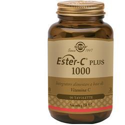 SOLGAR ESTER C PLUS 500 100 CAPSULE VEGETALI - Farmastar.it