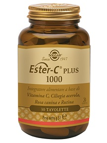 ESTER C PLUS 1000 90 TAVOLETTE - La farmacia digitale