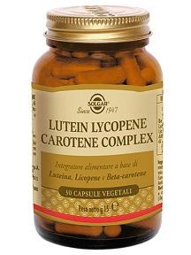 LUTEIN LYCOPENE CAROTA COMPLEX 30 CAPSULE - Farmacia Castel del Monte