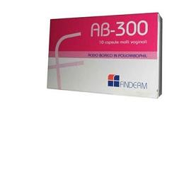 AB 300 CAPSULE VAGINALI 10 CAPSULE - Farmawing