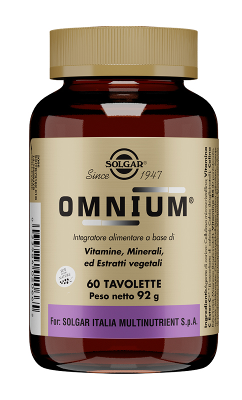 OMNIUM 60 TAVOLETTE - Farmapage.it