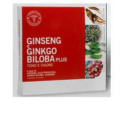 GINSENG E ELEUTEROCOCCO PLUS 10 FLACONCINI 10 ML - Farmaciaempatica.it