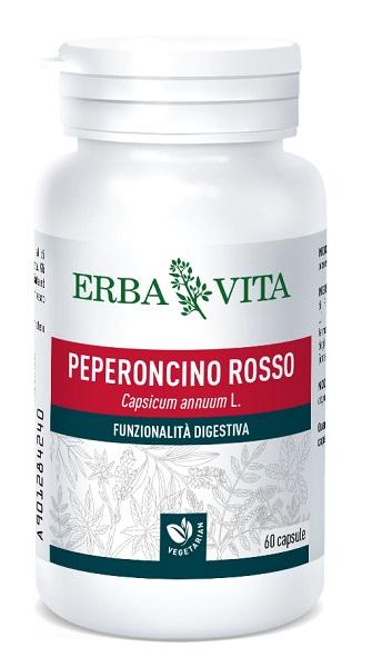 PEPERONCINO 60 COMPRESSE - Farmacia Giotti