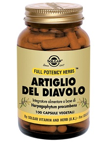 ARTIGLIO DEL DIAVOLO 100 CAPSULE VEGETALI - Farmacia Castel del Monte
