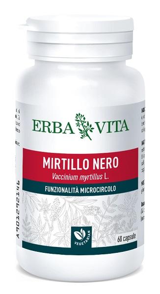 MIRTILLO BACCHE 60 CAPSULE - Farmafamily.it