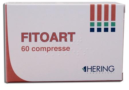 Hering Fitoart Integratore 60 Compresse