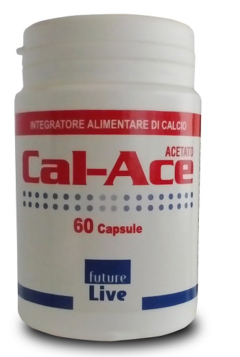 CALACE CALCIO ACETATO 60 CAPSULE - Farmastop