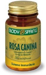 BODY SPRING ROSA CANINA 50 COMPRESSE