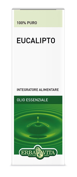 EUCALIPTO OLIO ESSENZIALE 10 ML - Farmaunclick.it