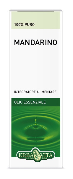 MANDARINO OE 10ML FL - La farmacia digitale