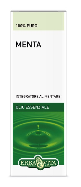 MENTA OLIO ESSENZIALE 10 ML - Farmastar.it