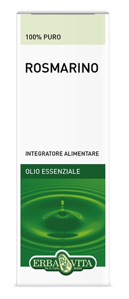 ROSMARINO OLIO ESSENZIALE 10 ML - Farmastar.it
