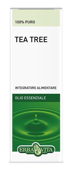 TEA TREE OIL OLIO ESSENZIALE 10 ML - Carafarmacia.it