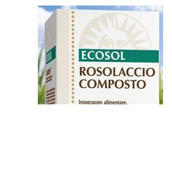 ECOSOL ROSOLACCIO COMPOSTO GOCCE 50 ML - Farmaseller