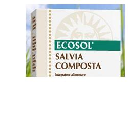 Ecosol Salvia Composta Integratore In Gocce 10 ml
