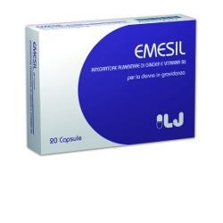 EMESIL 20 CAPSULE - farmasorriso.com