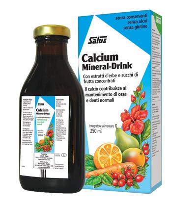 CALCIUM MINERAL DRINK 250 ML - Farmaunclick.it